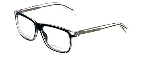 Marc Jacobs eyeglasses MMJ 615 MHL Acetate Black - Crystal