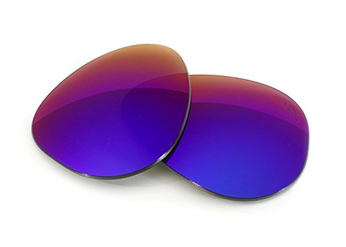 FUSE+ Cosmic Mirror Polarized Lenses for Maui Jim R&D - Sunglasses R&d