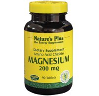 Magnesium,200 mg,90 servings For Sale