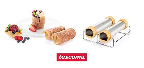Tescoma Spits for Traditional Chimney cake Trdelnik Prügelkrapfen Baumstriezel