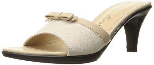 Athena Alexander Womens Elated Dress Sandal Beige Suede kpi9FJ3s