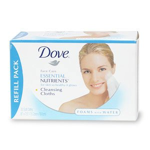 Remarkable, very dove deep moisture facial cleansing cloths necessary