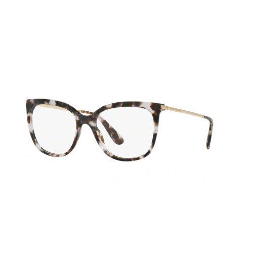 (Dolce&Gabbana DG3259 Eyeglass Frames 2888-53 - Fog Cube DG3259-2888-53)