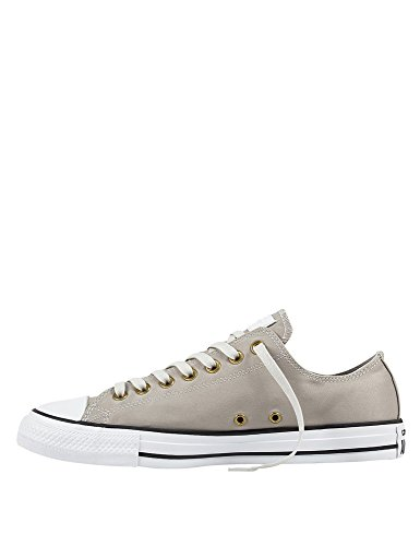 Black Mouse Mens Star Ox All White Chuck Mouse Trainers Converse Taylor w8qRH4