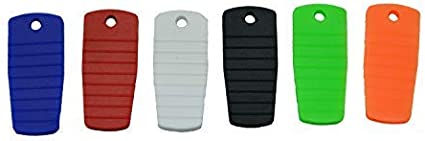 NEX Performance Silicone Key Protector Covers 4PCS Black