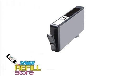 Photo Black Remanufactured Ink Cartridge HP CB317WN (HP 564 Standard Yield Photo ) ()