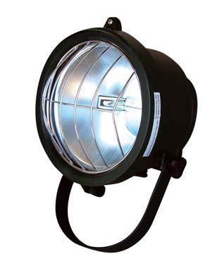 axel Proyector Halógeno Redondo 500 W: Amazon.es: Iluminación