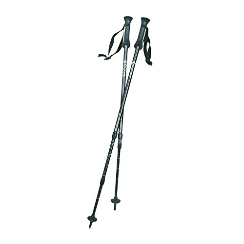 Outdoor Products Apex Trekking Pole Set, Black from Outdoor Products