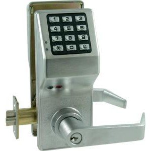Alarm Lock Dl3000wp Trilogy Digital Keypad Lock W Audit