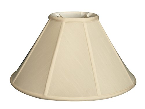 - Royal Designs Empire Lamp Shade, Eggshell, 5 x 14 x 9.5