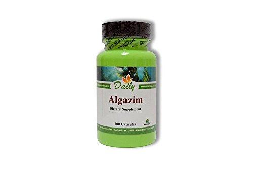 Daily Manufacturing - Algazim |100 Capsules ()