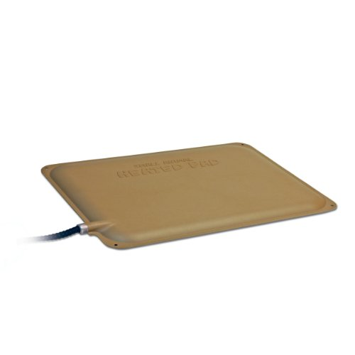 K&H Pet Products Thermo-Peep Heated Pad Tan 9