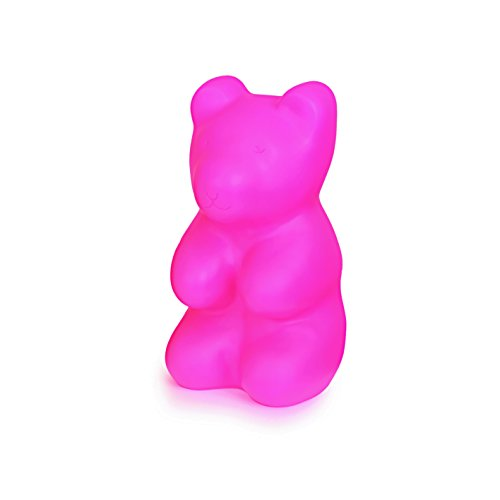 (HEICO Jelly Bear Night Light - LED Lamp Made in Germany - 11.8 inches ...)