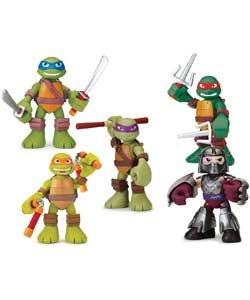 Amazon.com : Teenage Mutant Ninja Turtles Half-Shell Talking ...