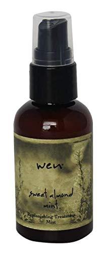 Replenishing Mist - Replenishing Mist Spray for Hair, Face and Body 2 oz (Sweet Almond Mint)