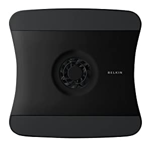 Belkin F5L001-BLK Laptop Cooling Pad (Black) by Belkin Inc.