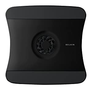 Belkin F5L001-BLK Laptop Cooling Pad (Black)