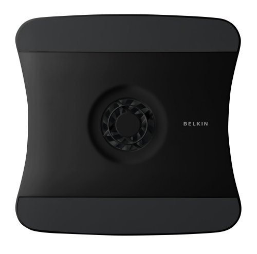 Belkin F5L001 BLK Laptop Cooling Black