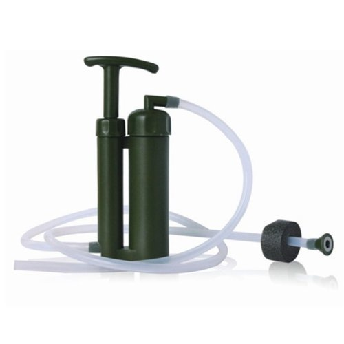 BSS Mini Soldier Water Filter for Camping Hiking Fishing Hunting climbing Trip Travel Outdoor Work Emergency and Survival by BSS