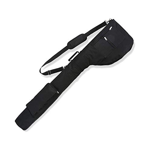 FLYMEI Golf Travel Bag, Golf Sunday Bag Lightweight Carry Bag Executive Course Golf Bag