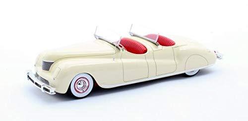 Matrix Scale Models Chrysler Newport Dual Cowl Phaeton Lebaron (1941) Resin Model Car