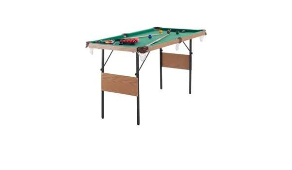 Debut 121,92 cm 6 pulgadas mesa de billar.: Amazon.es: Deportes y aire libre