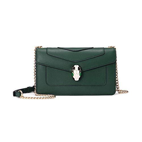 Ajlbt Mode Femme Europe Sac Et Green Amérique Diagonal Chaîne Épaule Une Carré Petit Emballage Pour fgfrqnF