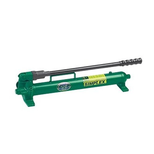 (Simplex P41 Light Weight Hand Pump For Single-Acting Cylinders)