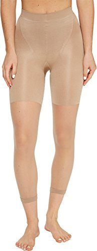 SPANX In-Power Line Footless Pantyhose Hosiery Nude Size D