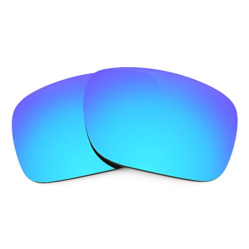 Revant Replacement Lenses for Oakley Holbrook Polarized Ice Blue MirrorShield (Blue Lens)
