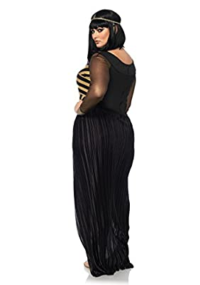 Leg Avenue Women's Plus Size Nile Queen Costume