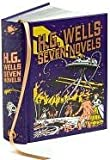 """H.G. Wells - Seven Novels (Leatherbound Classics)"" av H.G. Wells"
