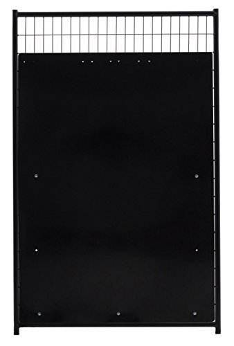 Dog Kennel Puppy Isolation Panel- Lucky Dog Breeding Kennel Blocking Panel  - This Kennel Isolation Panel keeps puppies and nursing litters separated when using a common wall kennel. Dimensions (5'H x 5'W); For 5x5, 5x10, 5x15 kennels