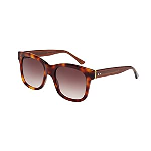 Sunglasses Christopher Kane CK0003S CK 0003 3S S 3 002 AVANA / BROWN / BROWN