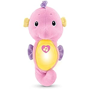 Fisher-Price Soothe & Glow Seahorse,...