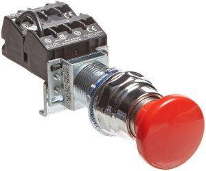 Red Long Bushing Siemens 51PA8B2LB Hazardous Location Pushbutton Extended Cap