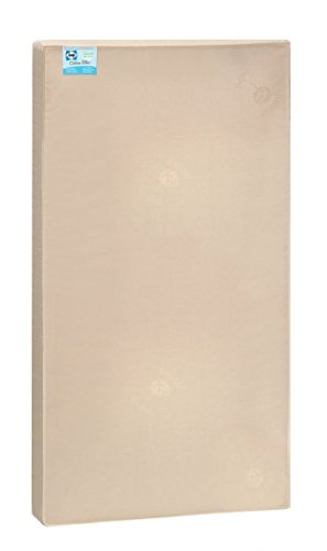 Sealy Nature Couture Cotton Bliss 2 Stage Infant-Toddler Crib Mattress ()