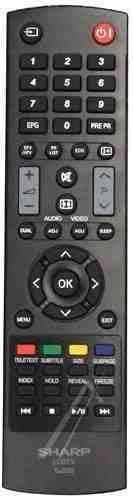 Mando SHARP GJ220-9JR9800000005: Amazon.es: Electrónica