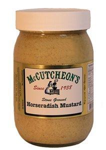 McCutcheon Hot Horseradish Mustard
