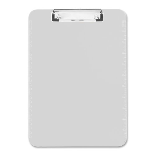 Sparco Plastic Clipboard Inches SPR01869