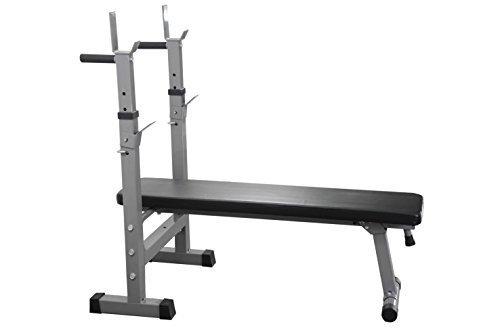 1 opinioni per Panca pesi pieghevole palestra regolabile panca allenamento fitness Bench con