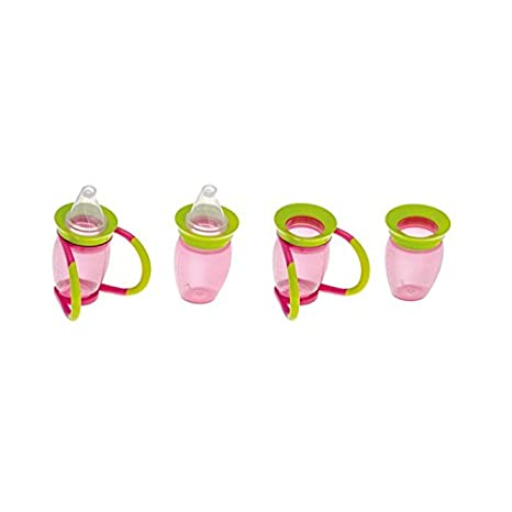 Brother Max Silicone Teats for Brother Max 4-in-1 Trainer Cup 2-Pack