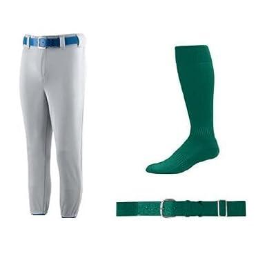 Youth Baseball Uniform Package : PANTS, SOCKS & BELT