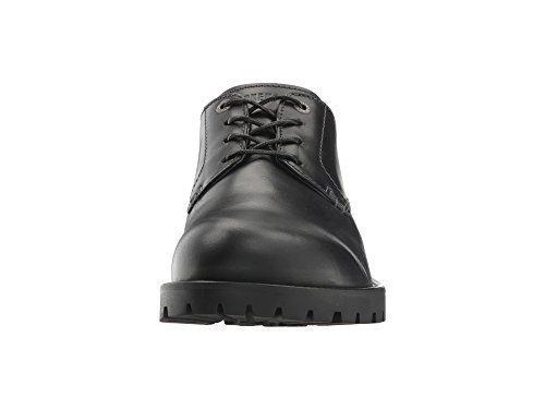 Birkenstock Mens Gilford Black Leather Oxford 46 (US Men's 13-13.5)