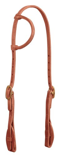 Weaver Leather ProTack Quick Change Sliding Ear Headstall