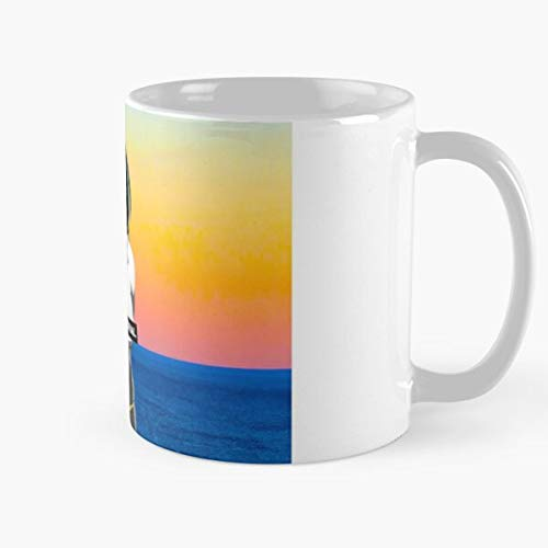 Funny 11-15 Oz Gift Idea For Coworkers Friends Anime Girl Shirt Hanekawa Tsubasa Monogatari Classic Mug Coffee Mug Waifu Material
