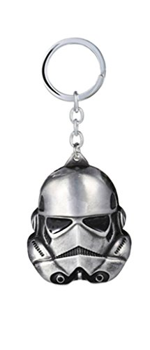 Star Wars Imperial Stormtrooper Auto/Home/Boat Keychain w/Gift Box By (Silver Stormtrooper Costume)