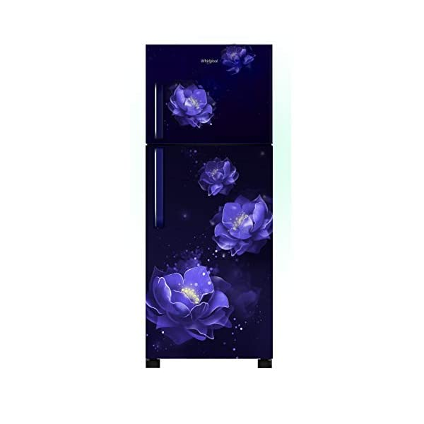 Whirlpool 245 L 2 Star Frost-Free Double Door Refrigerator (NEO 258H ROY SAPPHIRE ABYSS (2S)-N, Sapphire Abyss) 2021 July Important note : This product is 3-star rated as per 2019 BEE rating and 2-star rated as per 2020 BEE rating Frost-free refrigerator; 245 litres capacity Energy Rating: 2 Star