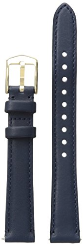 Fossil Women's S141181 STRAP BAR - LADIES Analog Display Blue Watch ()