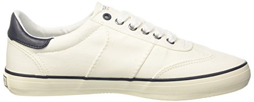 Homme POLO Baskets Ted ASSN S Blanc Whi U White q1wXR4xx5